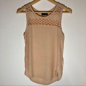 3/$25 ASTR Sleeveless Blouse Size XS